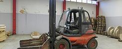 Truck Linde H45T-600 -1997