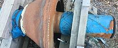 Sandvik H6800 Stödkorna ink Huvudaxel 2 st.