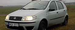 Fiat Punto 1.2 Bi-Power (60hk) -05  WKO 811