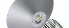 12 st LED High Bay Light Industrilampor 50W