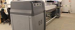 HP Industriskrivare LX600