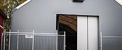 Tälthall Renthall 12X20 meter #OBS # Uppdaterad med ritning #OBS #